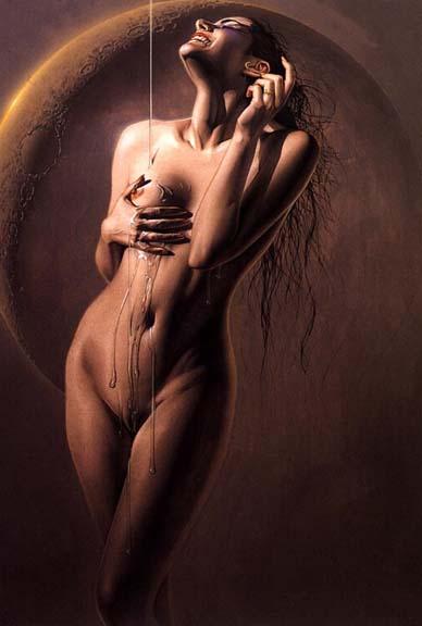 эротика х арт фото